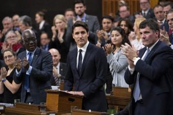 Terrorisme: Trudeau sévère envers «les dirigeants du monde»