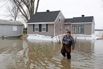 Inondations: «C'est dans ces temps-là que tu vois qui sont tesvrais amis»