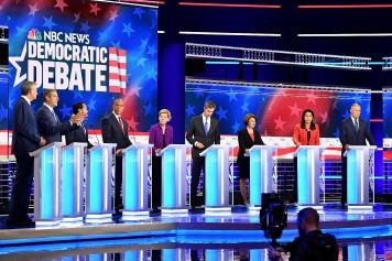 Elizabeth Warren domine le premier débat démocrate pour la Maison-Blanche