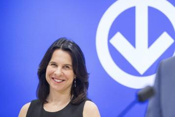 Gouvernement libéral minoritaire: la mairesse Plante optimiste pour la ligne rose
