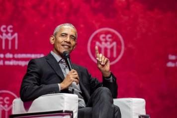 Obama à Montréal: «Réaliser de grands changements est complexe»
