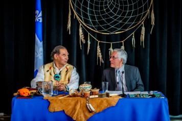 Rencontre avec les chefs autochtones: levée de boucliers contre l'absence de Legault