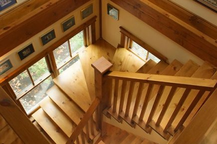 Un Escalier Dans Les Normes