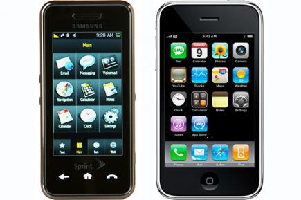 L'Instinct de Samsung (à gauche) aux côtés de... (Technaute.ca)