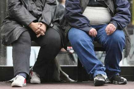 L'obésité a continué de s'accroître aux États-Unis en 2008 dans l'ensemble de... (Photo: archives AFP)