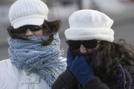 Après la neige, le froid. Les quatre prochains jours, les Montréalais auront à... (Photo: archives La Presse)