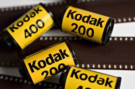 Le géant déchu de la photographie Eastman Kodak a annoncé lundi un accord sur... (Bloomberg)
