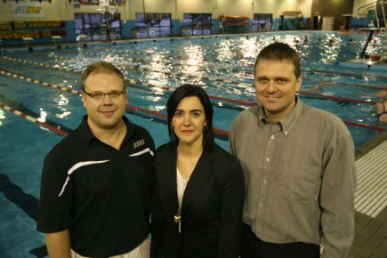 Les meilleurs nageurs granby en mai fernand b langer for Club piscine granby