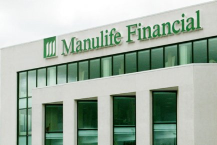 L'assureur-vie Manuvie a cédé près de 20% en... (Photo: Reuters)