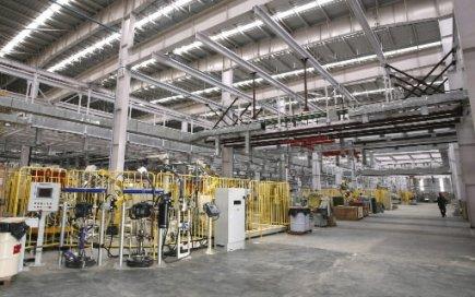 Selon le rapport Canadian Manufacturing Barometer de PwC du premier trimestre... (Photo archives La Presse)