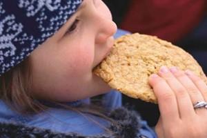 Les biscuits à la farine d'avoine de Ricardo Larrivée. (Photo: Ricardocuisine.com)