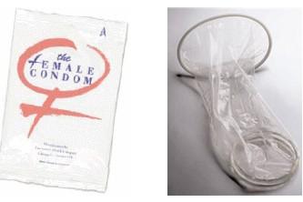preservatif pour femme