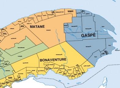 Carte électorale: les Îles ne veulent pas de fusion avec Gaspé   Gilles Gagné, collaboration ...