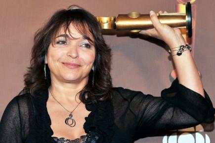 La réalisatrice Lyne Charlebois est la personnalité de... (Photo: PC)