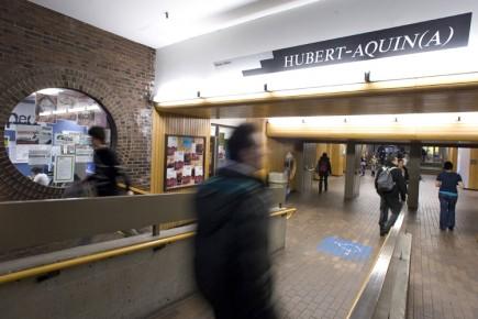 L'Université du Québec à Montréal (UQAM) dépense en... (Photo: Alain Roberge, La Presse)