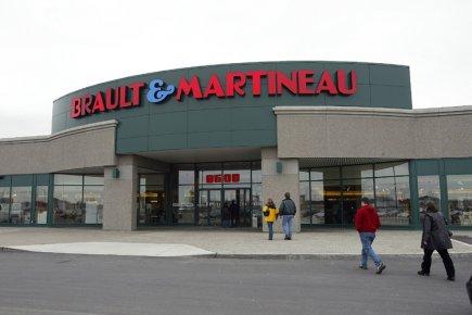 Meubles profits gonfl s pour bmtc commerce de d tail for Meuble brault et martineau