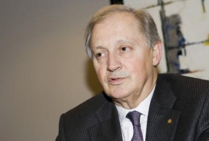 Alban D'Amours... (La Presse)
