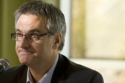 Jean-Marc Fournier occupe depuis environ deux semaines le... (Photo: François Roy, La Presse)