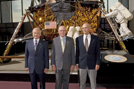 together buzz aldrin and neil armstrong - photo #29