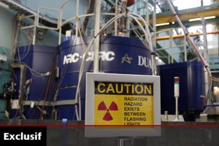 Depuis la mise hors service du réacteur de... (Photo: Reuters)