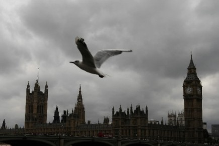 Le Parlement britannique, à Londres... (Photo Reuters)