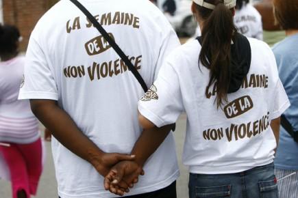 Des dizaines de personnes ont participé à Montréal-Nord... (Photo: David Boily, La Presse)
