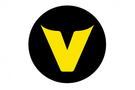 Le logo de V.... (Photo: fournie par V)