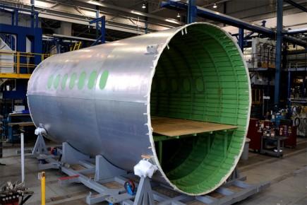 Bombardier avait décidé de faire fabriquer d'importants composants... (Photo  Bernard  Brault, La Presse)