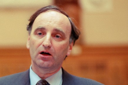 Pierre Lampron, ex-président de la SODEC.... (Photo: Archives La Presse)