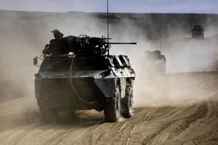 Les forces étrangères en Afghanistan tuent régulièrement des civils dans des... (Photo AFP)
