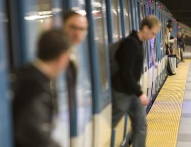 En tant qu'utilisateur quotidien du métro et résidant de la Rive-Sud, je... (PHOTO: IVANOH DEMERS, ARCHIVES LA PRESSE)