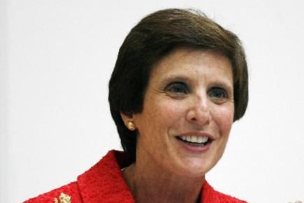 L'Américaine Irene Rosenfeld est à la tête du... (Photo Reuters)