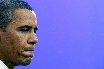 Le président américain Barack Obama a lancé, en fin d'après-midi hier, un... (Photo: Reuters)