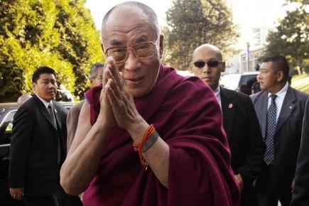 De passage au Sommet de la paix 2009 à Vancouver dans le cadre de sa visite en... (Photo: Reuters)