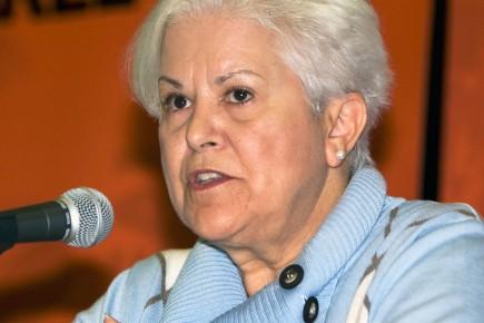 Louise Harel... (Photo: Robert Skinner, La Presse)