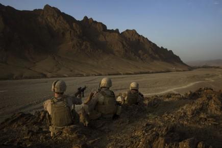SiBarack Obama décide de changer d'approche en Afghanistan... (Photo: AFP)