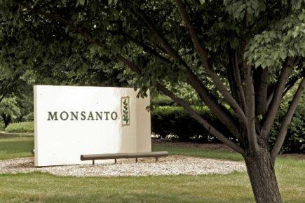 Le groupe d'agrochimie Monsanto (MON)a annoncé mercredi un... (Photo: AP)