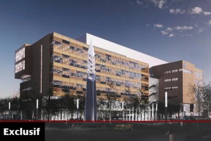 L'expansion de l'Université de Montréal à Laval devient finalement réalité. La... (Image fournie par la Ville de Laval)