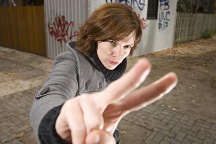 Caroline Allard... (Photo: François Roy, La Presse)
