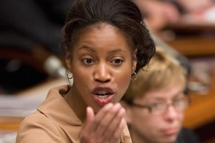 La ministre responsable de l'Immigration et des Communautés... (Photo: PC)