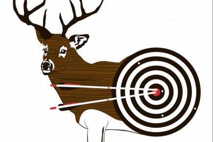 Considérée comme ringarde et barbare dans les années 90, la chasse sportive... (Photomontage La Presse)