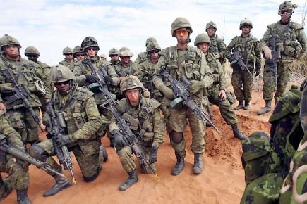 La mission des soldats canadiens en Afghanistan, qui... (Photo archives AFP)