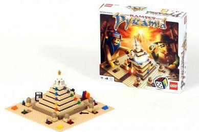 Lego se lance sur le march des jeux de soci t famille - Jeux de lego sur jeux info ...