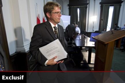 Le vérificateur général de la Ville de Montréal,... (Photo: David Boily, La Presse)