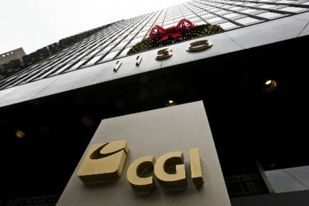 L'entreprise montréalaise CGI(T.GIB.A)a présenté une perte... (Photo: Rémi Lemée, La Presse)