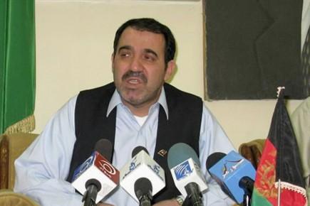 Ahmad wali karzaï, le frère du président hamid... (photo: archives