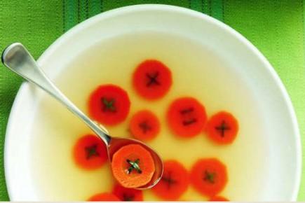 Recette de Ricardo: soupe aux boutons | Ricardo