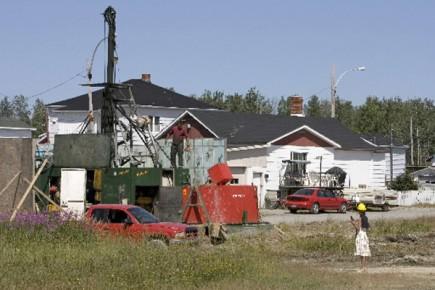 Accusation«Encore aujourd'hui, en Abitibi, une compagnie d'exploration peut... (Photo: Alain Roberge, La Presse)