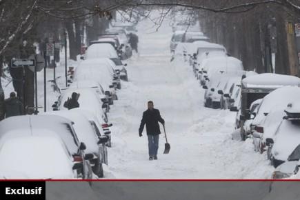 Projet Montréal propose une nouvelle approche pour le déneigement à Montréal:... (Photo: Robert Skinner, La Presse)
