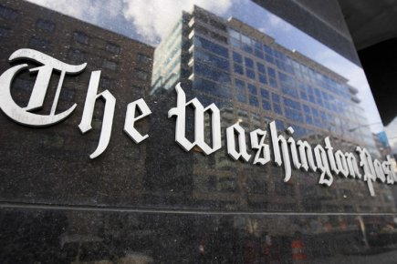 Le groupe de presse du Washington Post (WPO) a publié vendredi... (Photo: AP)